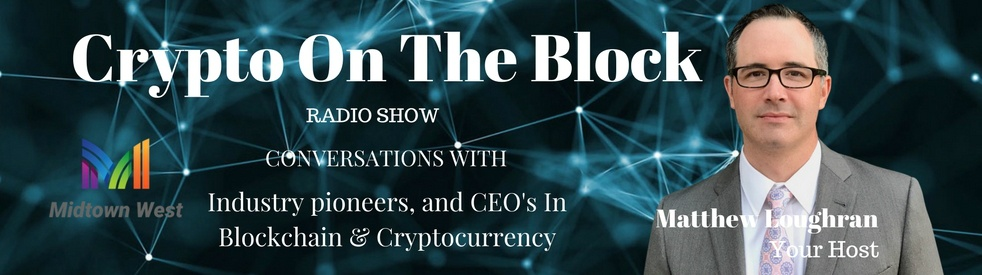 Crypto On The Block - show cover