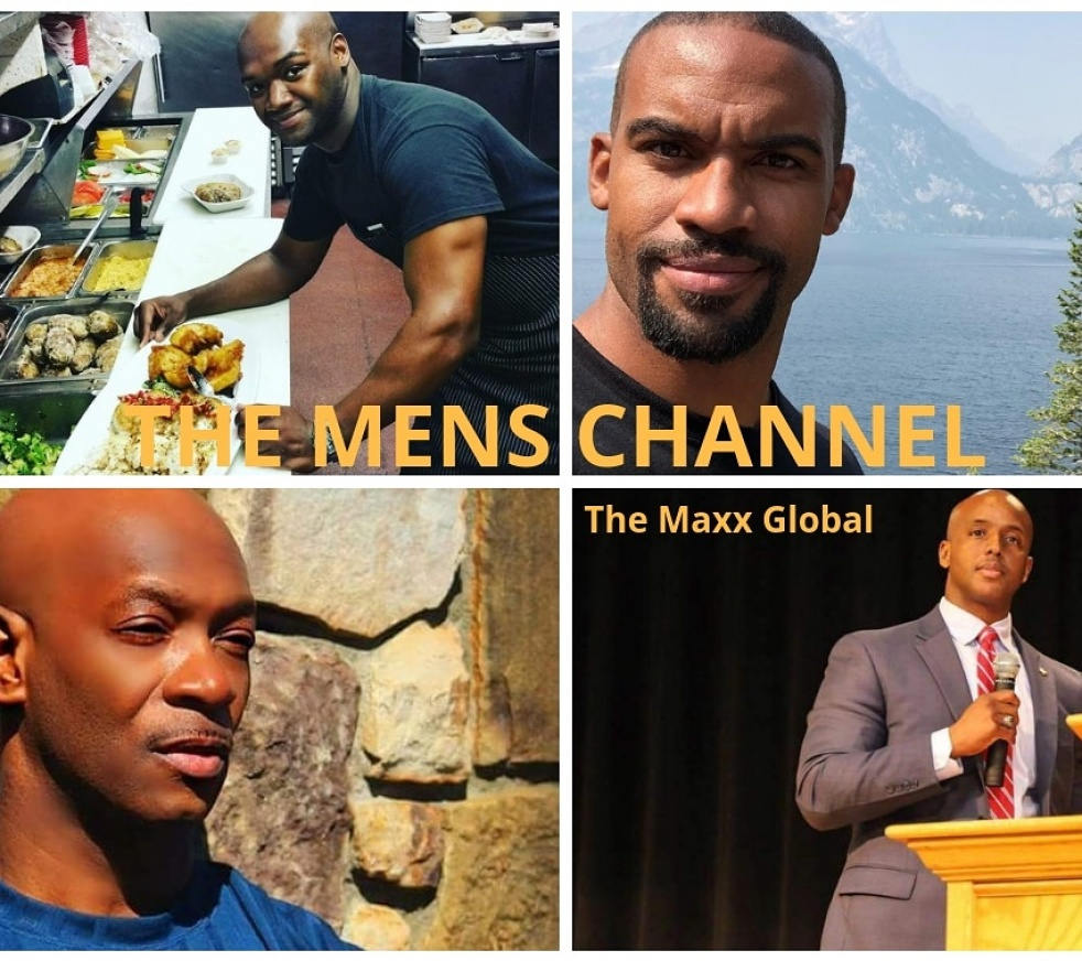 The Mens Channel - show cover