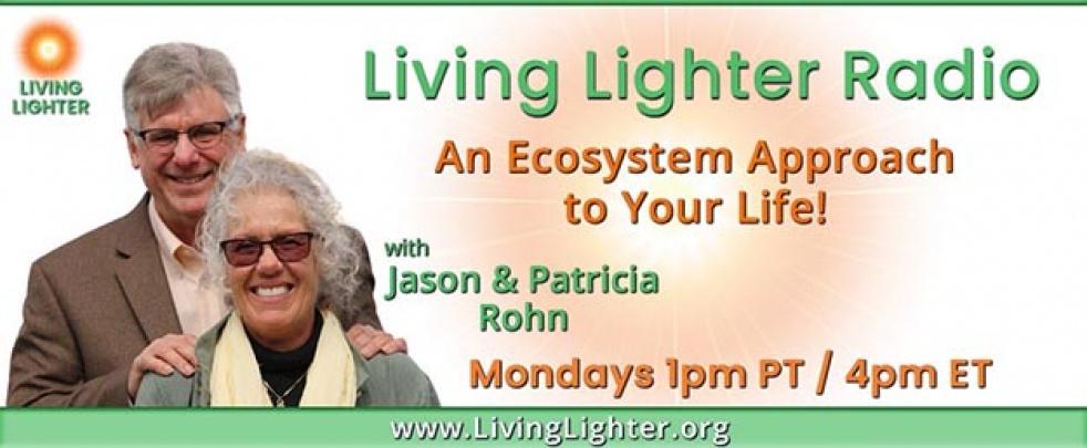Living Lighter Radio - Cover Image