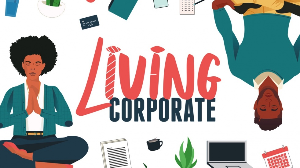 Living Corporate - show cover
