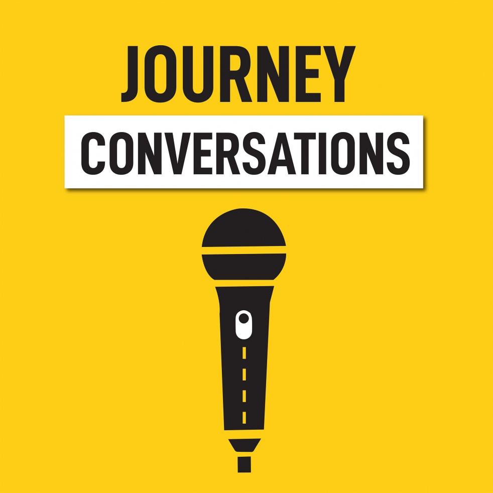 Journey Conversations - show cover