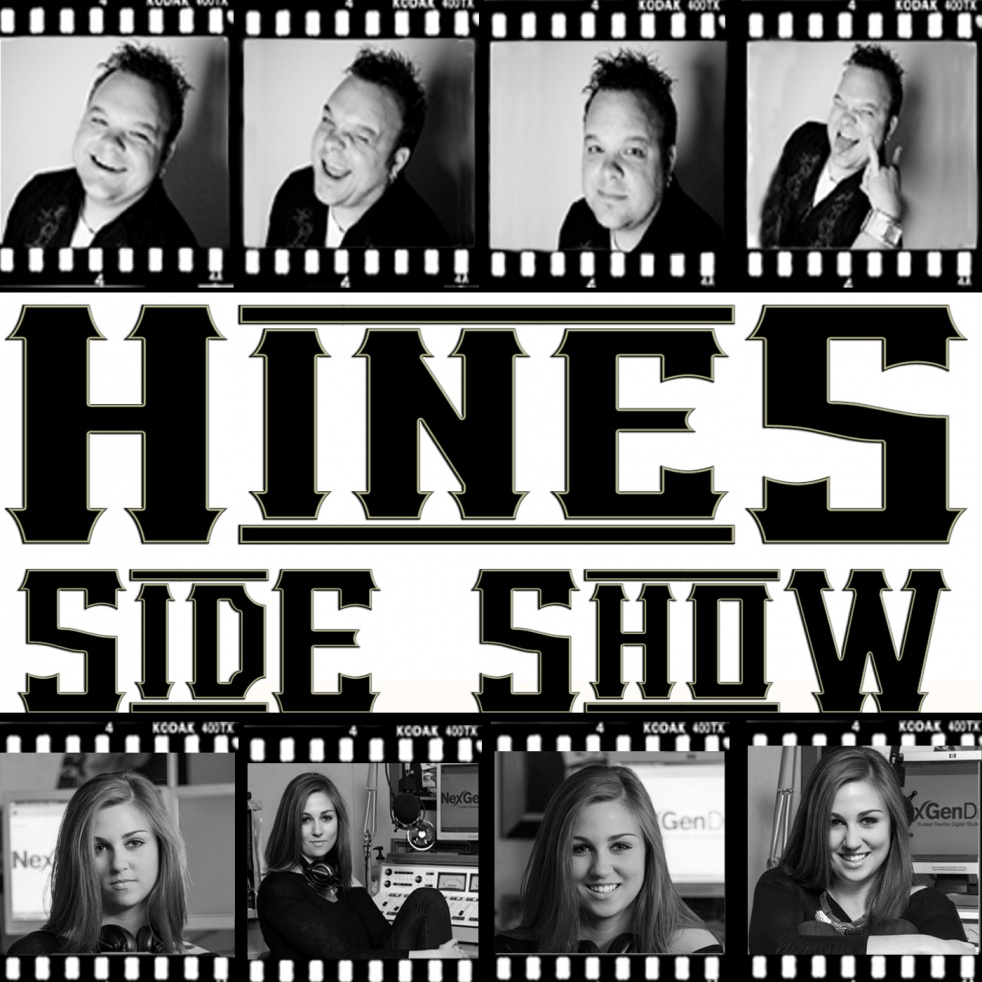 Hines' Side Show - show cover