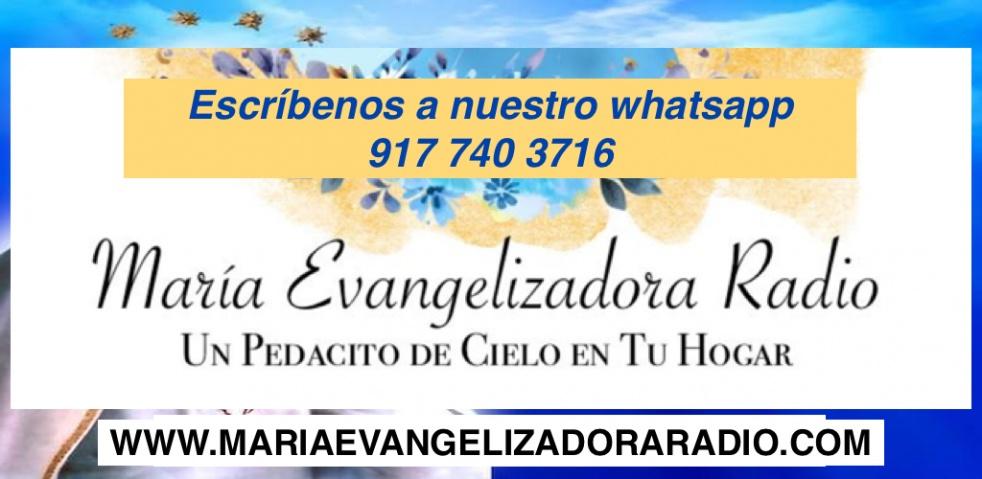 María Evangelizadora Radio - Cover Image