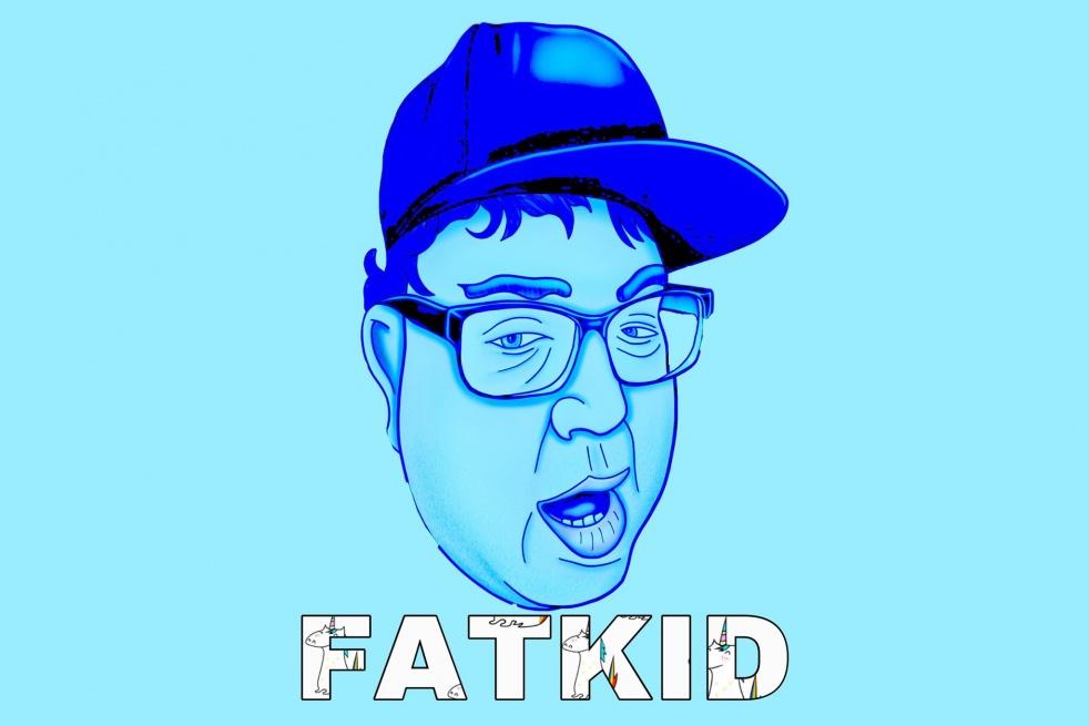FatKid - imagen de show de portada