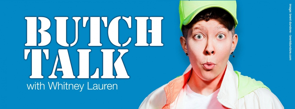 Butch Talk Podcast - immagine di copertina dello show