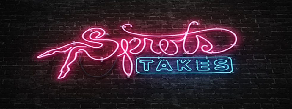 Sprots Takes - show cover