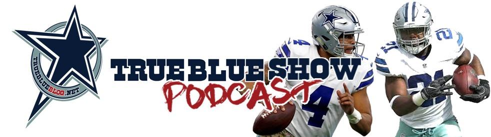 TRUE BLUE SHOW - show cover