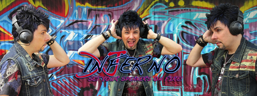 The DJ Inferno Experience - show cover