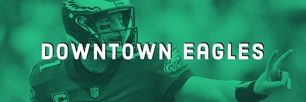 Downtown Eagles Podcast - immagine di copertina dello show