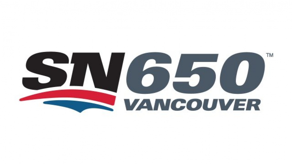 Sportsnet 650 Vancouver - show cover