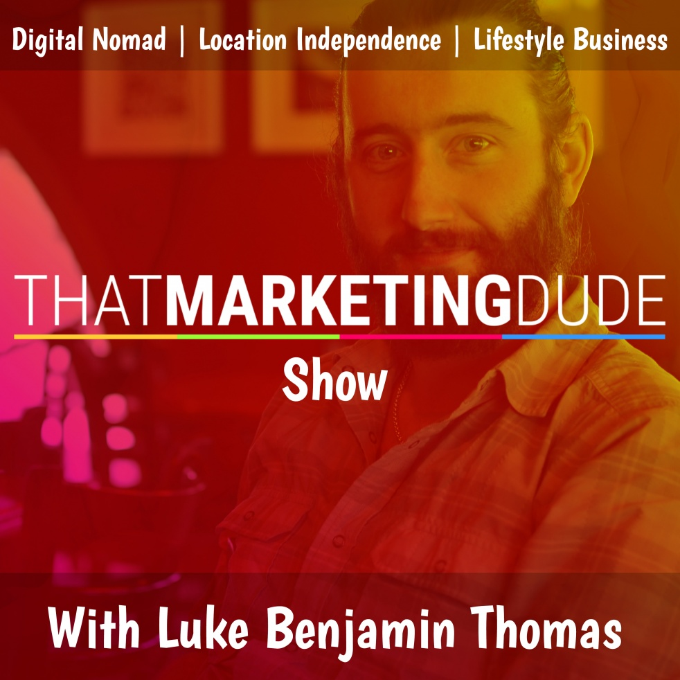 That Marketing Dude Show (TMD Show) - show cover