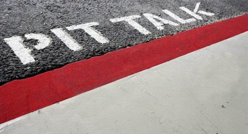 Pit Talk - Formula 1 - F1 - show cover