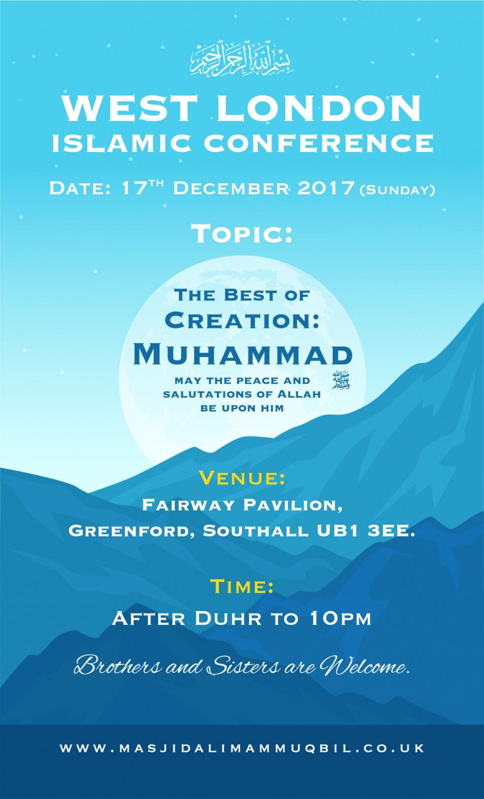 The Best of Creation: Muhammad ﷺ - immagine di copertina dello show