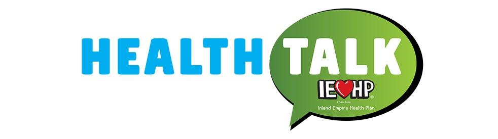 Health Talk - show cover