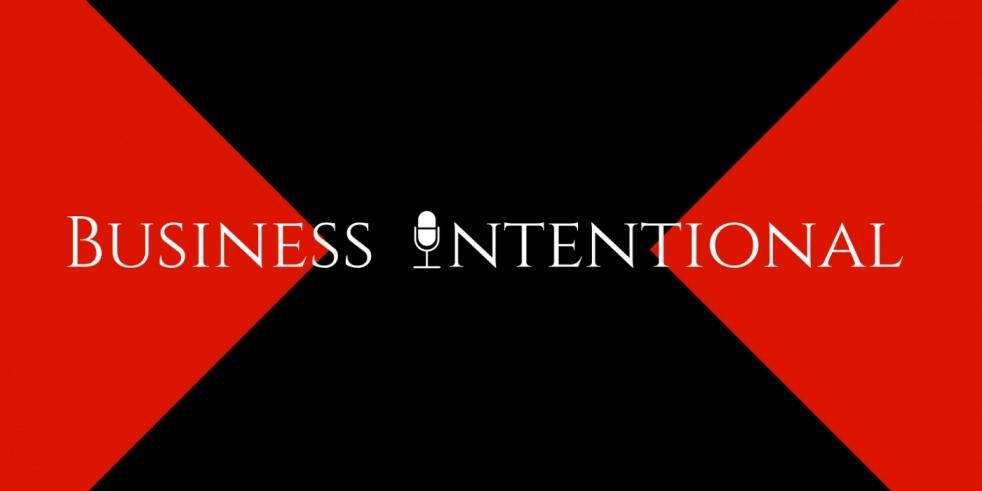 Business Intentional with Shelby Larson - imagen de show de portada