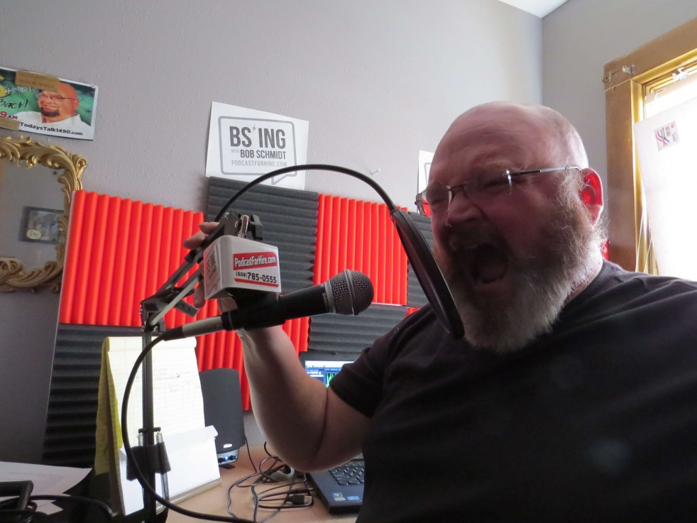 Bob Schmidt Interviews - show cover