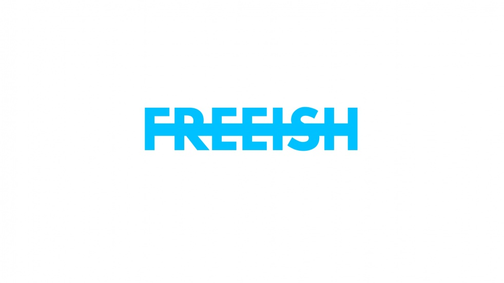 FREEISH - show cover