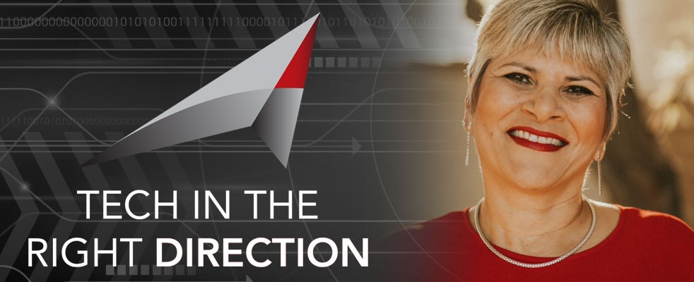 Tech in the Right Direction - immagine di copertina dello show