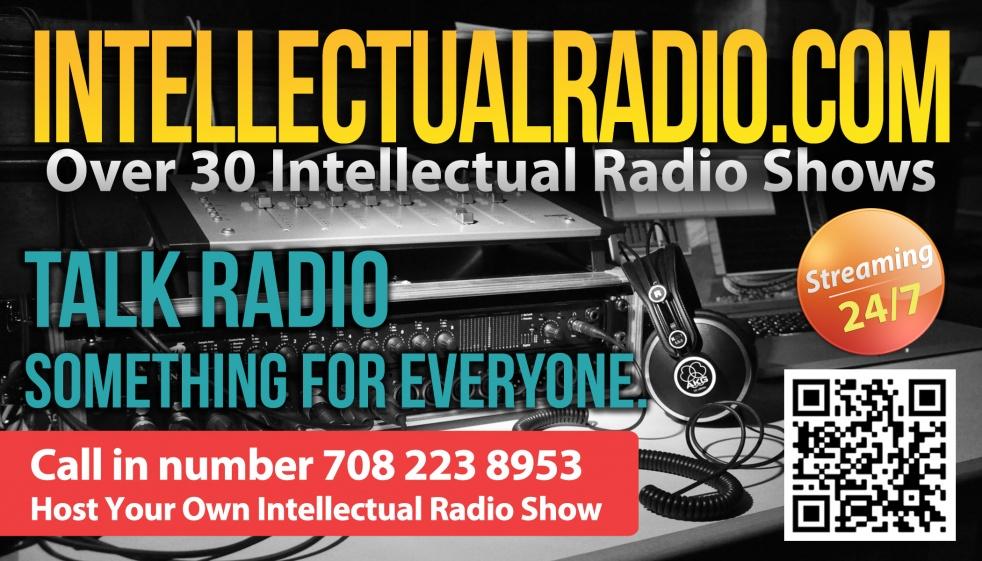IntellectualRadio - show cover
