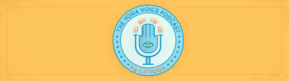 The Yoga Voice - show cover