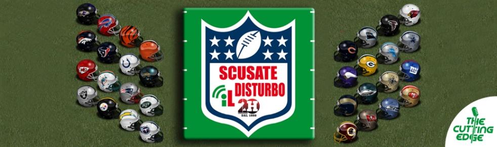 SCUSATE IL DISTURBO - imagen de show de portada
