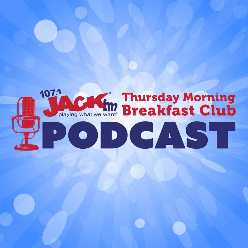 Thursday Morning Breakfast Club Podcast - imagen de show de portada