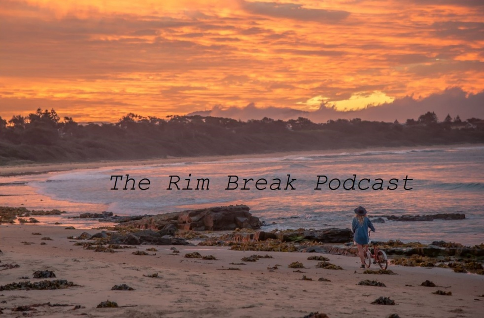 The Rim Break Business Podcast - imagen de portada