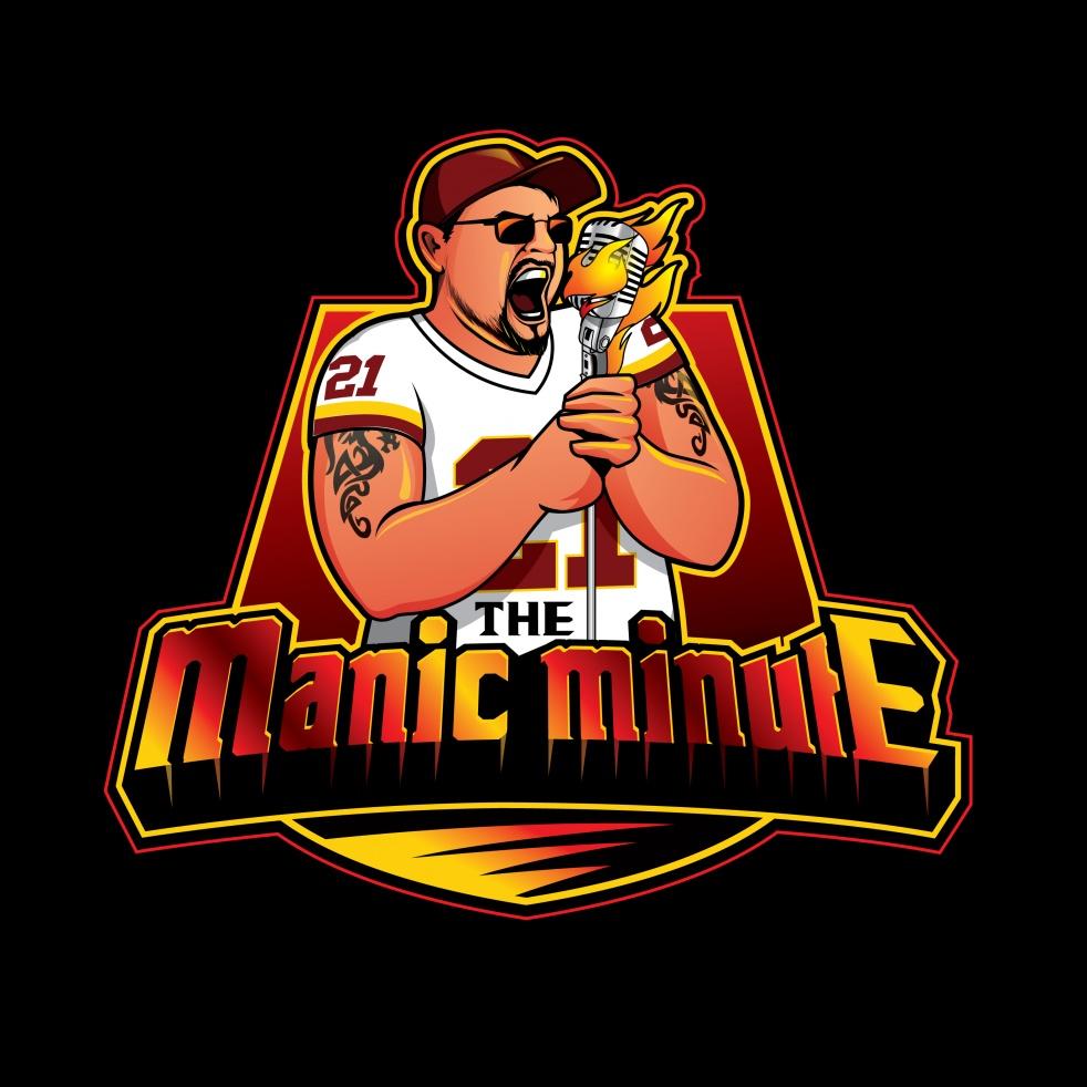 The Manic Minute - imagen de portada