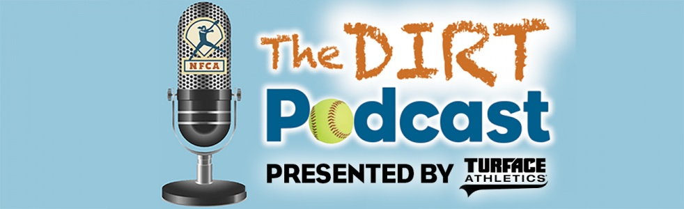"""""""The Dirt"""" NFCA Podcast - show cover"""