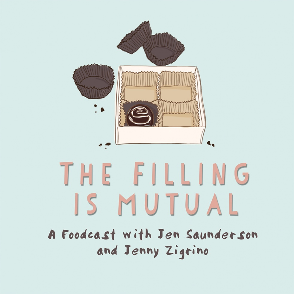 The Filling Is Mutual - show cover