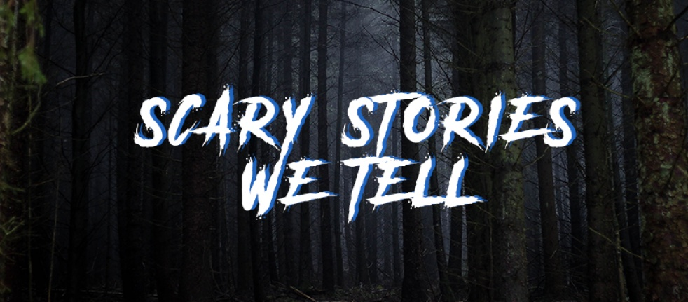 Scary Stories We Tell - Cover Image