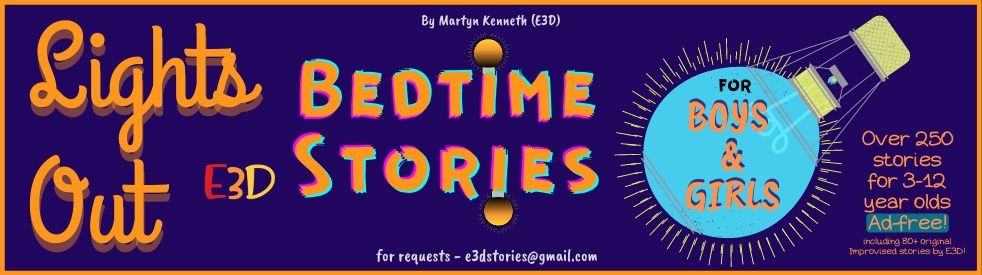 Lights Out Bedtime Stories for Boys and Girls - imagen de portada