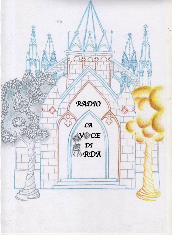 """Lo show di Radio """" La Voce Di Arda """" - show cover"""