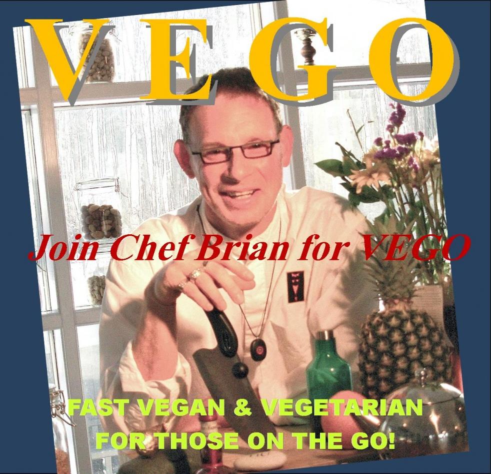 vego Fast Vegan & Vegetarian - Cover Image