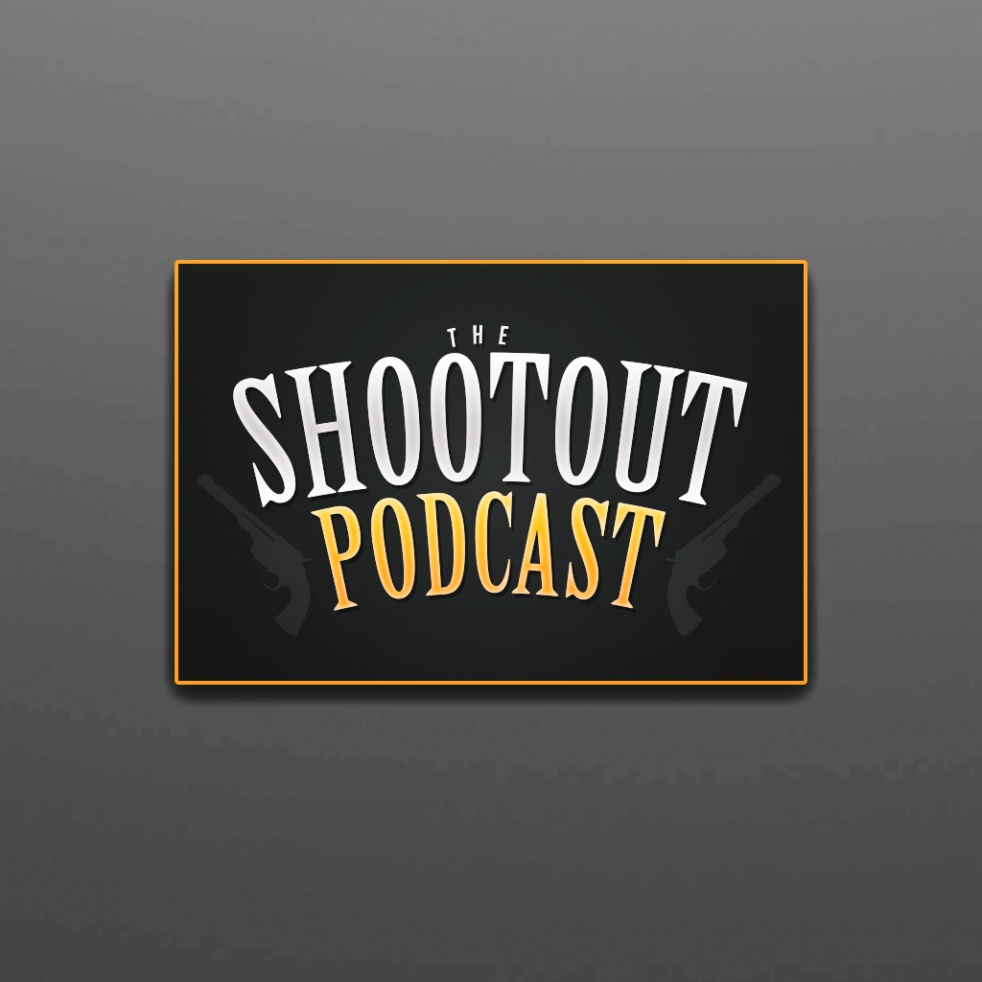 Shootout Podcast - show cover