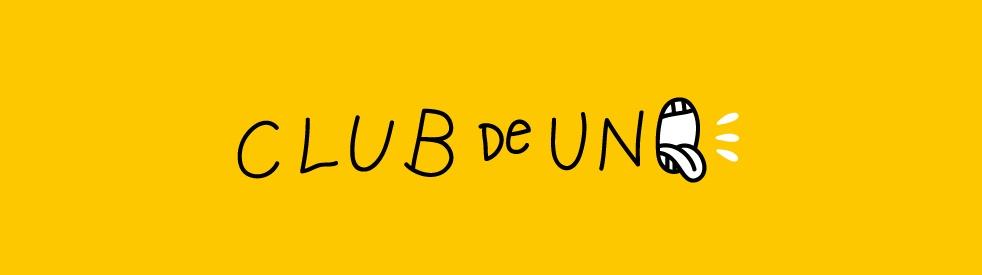 Club de Uno - show cover