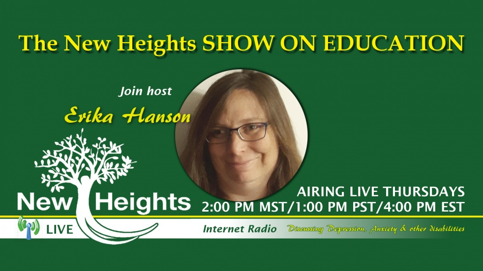 New Heights Show on Education - Cover Image