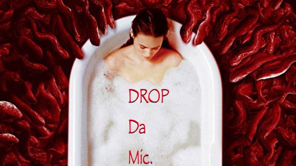 Drop Da Mic. - imagen de show de portada