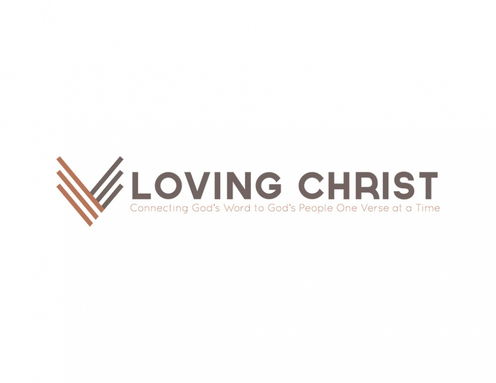 Loving Christ - Cover Image