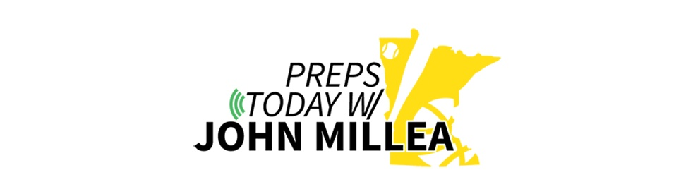 Preps Today w/ John Millea - show cover
