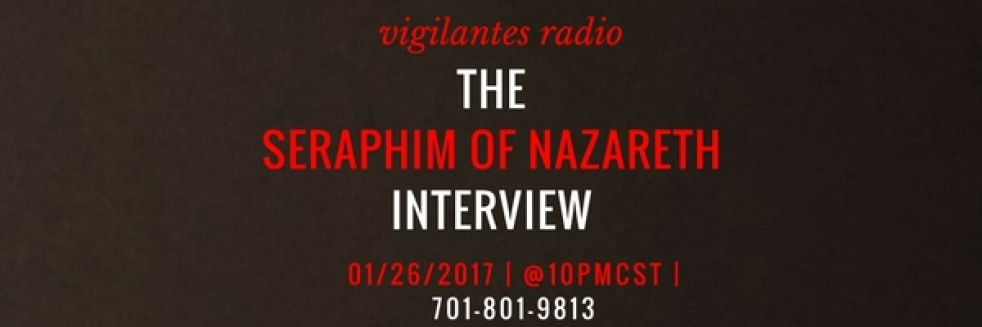 The Seraphim of Nazareth Interview. - show cover