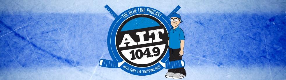 The Blue Line - show cover