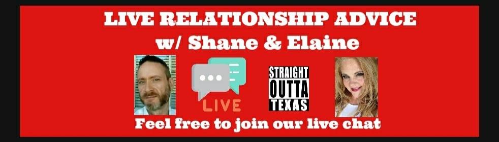 Live Relationship Advice - show cover