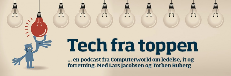 Tech fra toppen - show cover