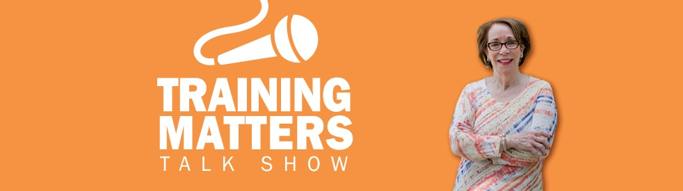 Training Matters - show cover