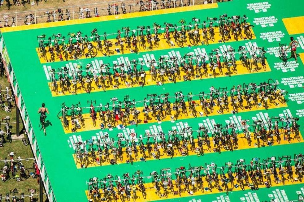 Triathlon Daddo Podcast - imagen de show de portada