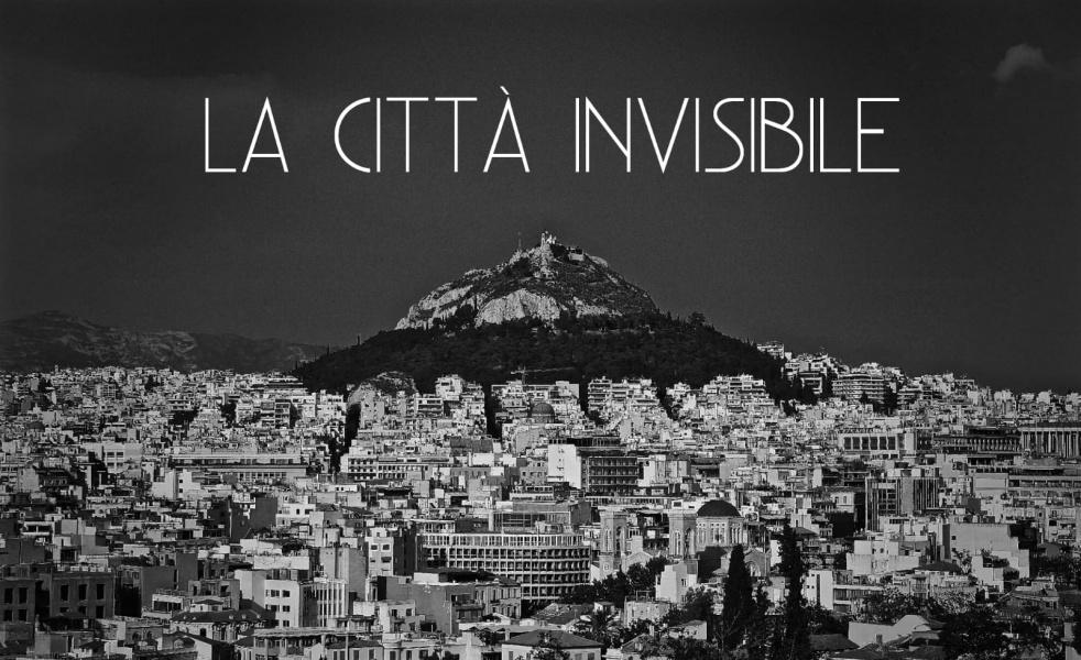 La città invisibile - immagine di copertina