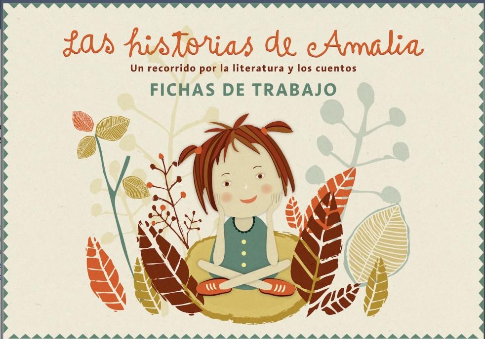 Las historias de Amalia - immagine di copertina