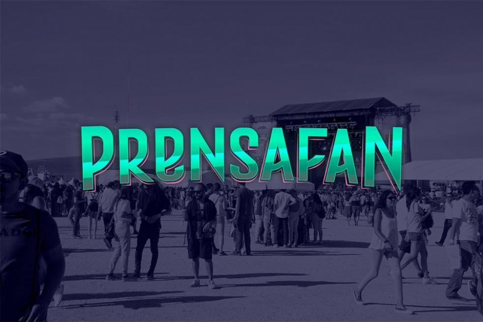 Prensa Fan - Cover Image
