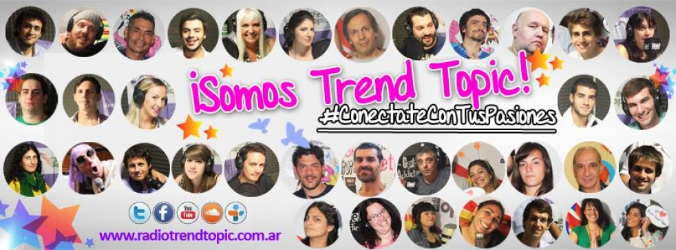 Bichos de radio - Radio Trend Topic - show cover